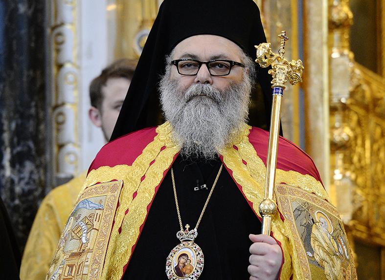 Антиохийский Патриарх призвал к созыву Всеправославного Собора