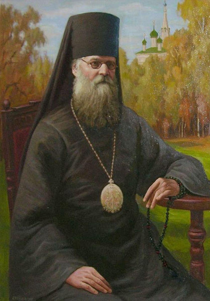 О том, как будущий епископ Кирилл (Поспелов) привез голодающим 13 вагонов хлеба и угодил в лагерь