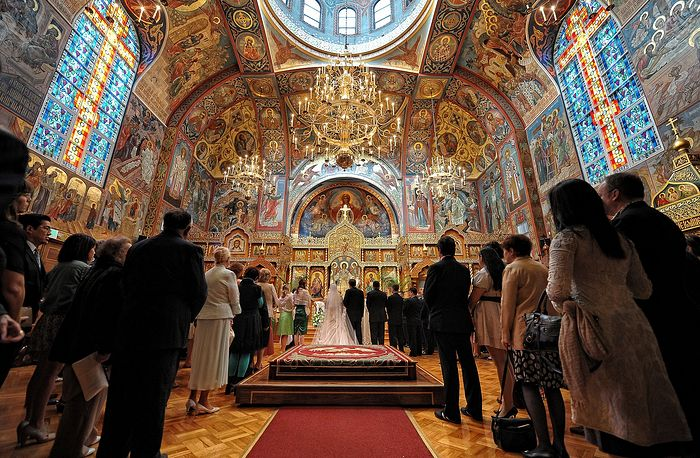 Венчание в Сан-Франциско