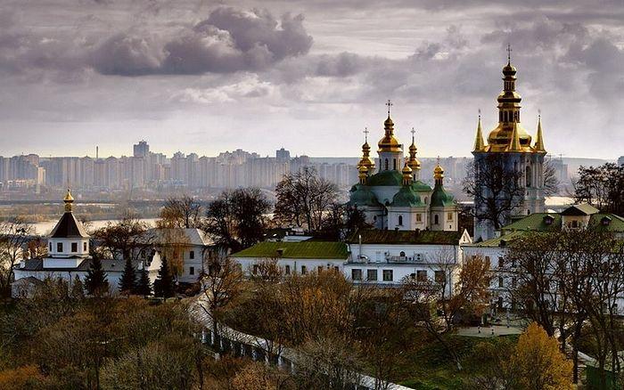 Kiev caves lavra