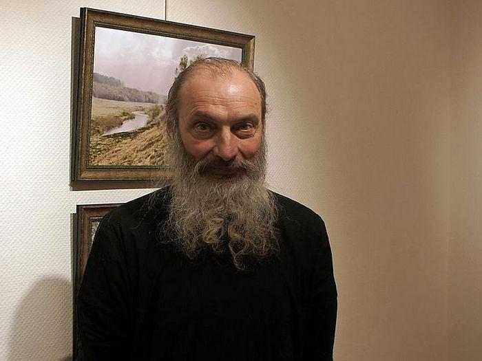 Протоиерей Петр Сургучев