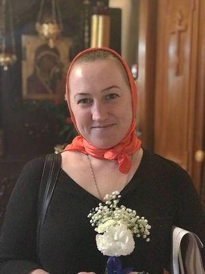 Ирина Турунова
