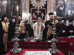 Constantinople recognized all clergy of KP and UAOC as canonical—Patriarchal Exarch