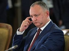 President Dodon proposes holding pan-Orthodox Council in Moldova
