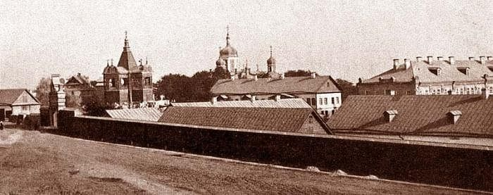 Свято-Троицкий Ионинский монастырь до закрытия