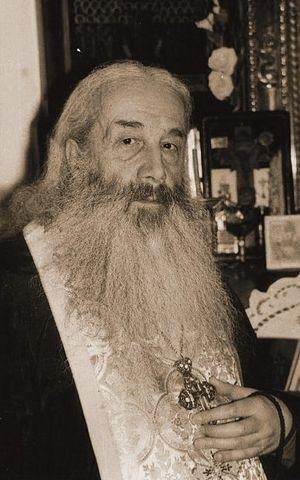 Схиархимандрит Дионисий (Лукич)