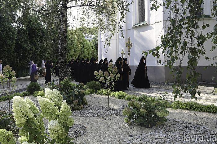 Флоровский монастырь сегодня