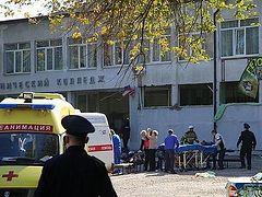 Во всех храмах Крыма пройдут панихиды по погибшим в Политехническом колледже города Керчь