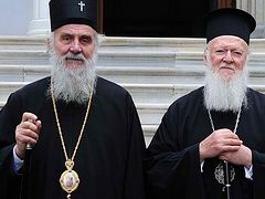 Constantinople changes attitude about autocephaly for Macedonian Church