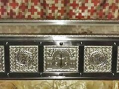 Relics of St. Savas the Sanctified moved to new reliquary (+ VIDEOS)