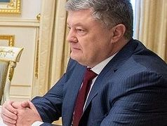 Constantinople Exarchs compare Poroshenko to St. Vladimir the Great, Constantinople to Christ