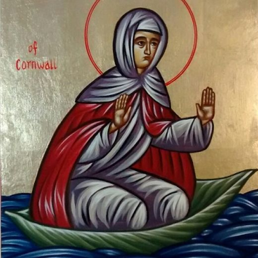 Women Saints of Cornwall. Part 2