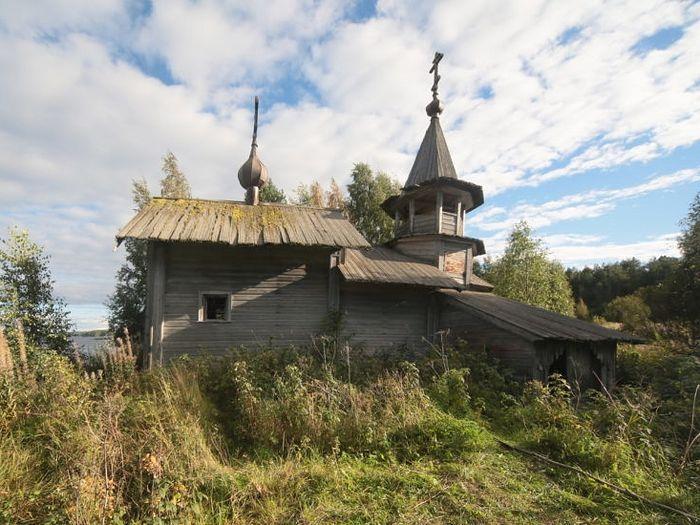 Часовня преподобного Варлаама Хутынского. Фото: Владимир Ештокин