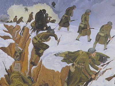 Христианские мотивы в трилогии К. М. Симонова «Живые и мертвые»