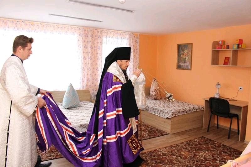В России открылся 58-й церковный приют для мам