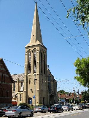 Церковь св. Марка в Камберуеле