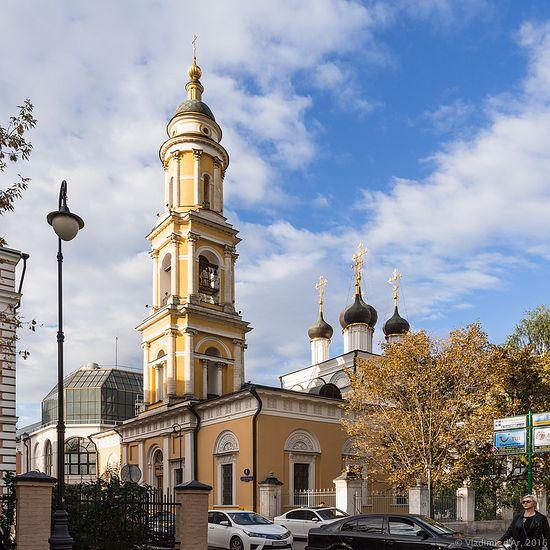 Храм-музей святителя Николая в Толмачах