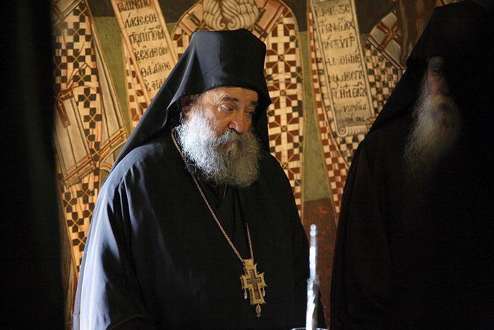 Старец Григорий (Зумис). Фото: Виталий Кислов