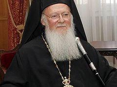 Patriarch Bartholomew's 1997 acceptance of anathematization of Philaret Denisenko
