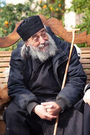 Старец Григорий (Зумис). Фото: dmdonskoy.ru