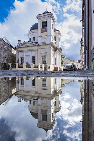 Никольский храм, Таллин