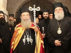 Jerusalem Patriarchate looking to dialogue between Local Churches to solve Ukraine issue