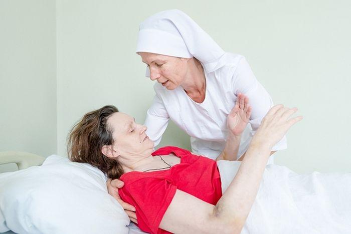 Курсы ухода за лежачим больным диалог на английском языке дома престарелых