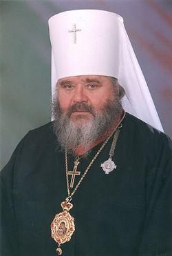 """Metropolitan"" Jacob Panchuk. Photo: www.pravoslaviavolyni.org.ua"