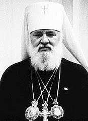 """Metropolitan"" John Bodnarchuk. Photo: avemaria.ru"