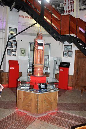 В Музее истории политических репрессий Инты