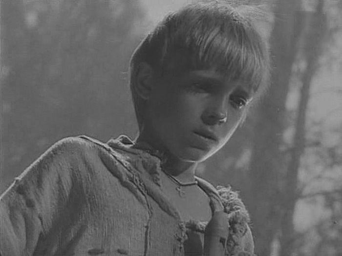 Кадр из фильма «Чудотворная», 1960 г.