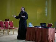 Православный священник из США, переехавший в Россию, выступил на фестивале «Вера и слово»