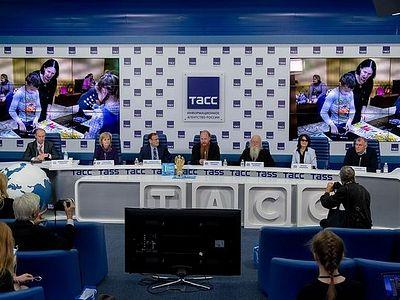 В Москве прошла пресс-конференция XV Международного Благотворительного кинофестиваля «Лучезарный Ангел»
