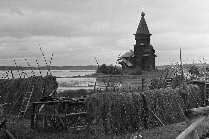 Успенская церковь в 1978 году. Фото: Семен Майстерман/ТАСС