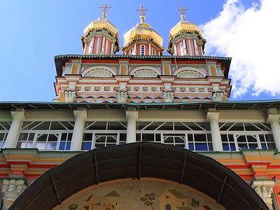Телепередачу «Святыни России» посмотрели 2 млн человек
