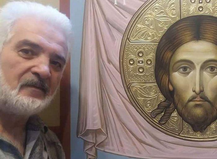 Иконописец Гурам Мгебришвили