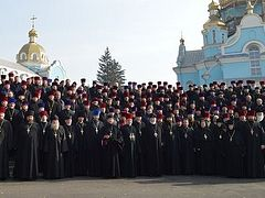 Another 6 dioceses support canonical status of Ukrainian Church and Met. Onuphry