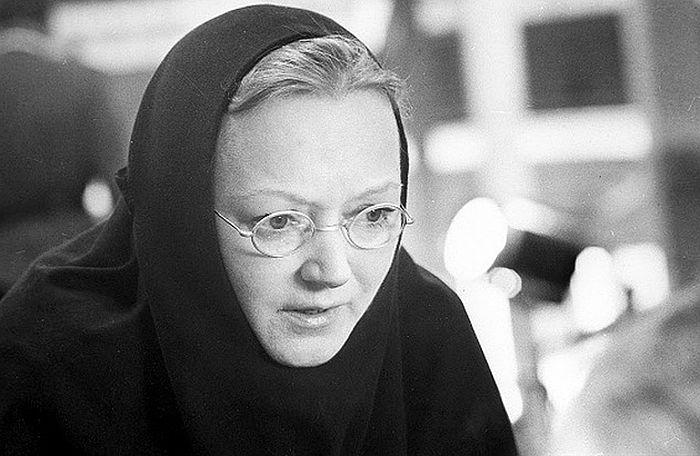 Кадр из фильма «Мать Мария»
