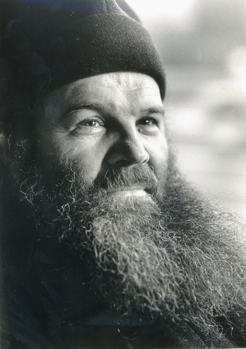 Archimandrite Matthew (Mormyl; 1938-2009), senior choir director of the Holy Trinity—St. Sergius Lavra