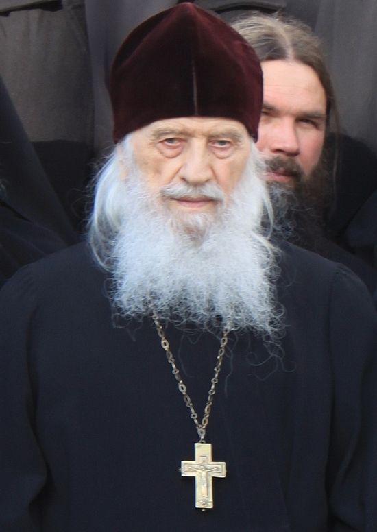 Схиархимандрит Авраамий