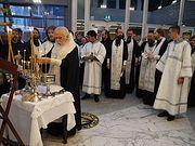 Епископ Пантелеимон освятил новый корпус Морозовской детской больницы
