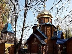 Arson thwarted at Ukrainian church at children's rehabilitation center