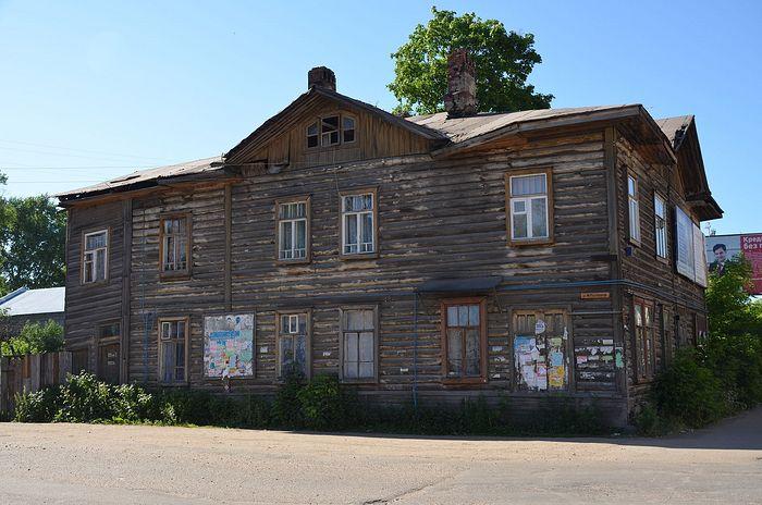 Дом Троицких