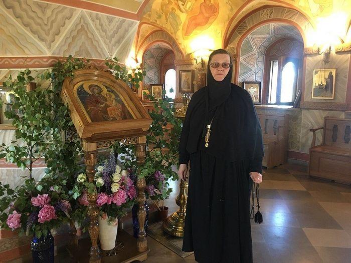 Матушка-игумения Анастасия (Мордмиллович)