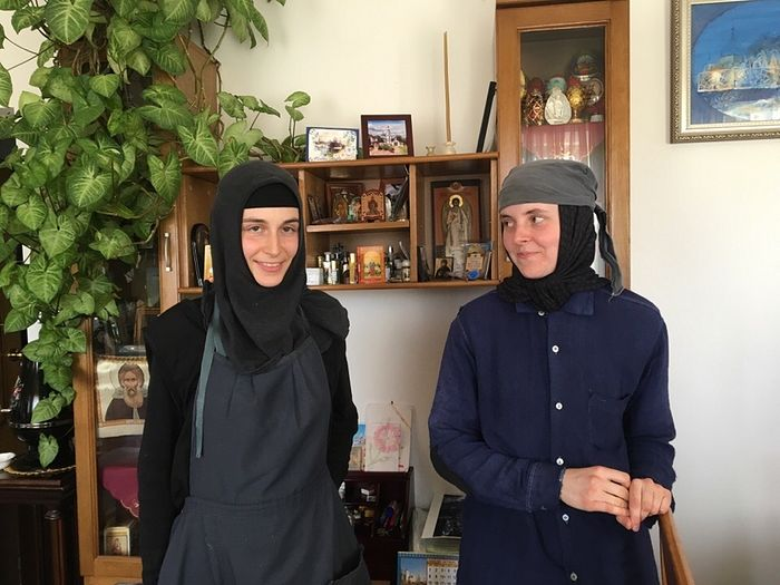 The convent's sisters
