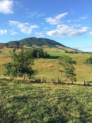 A view from near Fr. Mark's farm