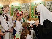 Святейший Патриарх Кирилл: Каждый день я молюсь за Украину