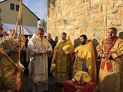 В Германии освящен новый русский храм в в честь Феодоровской иконы Божией Матери