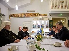 Finnish Church denies Poroshenko's claim that it supports Ukrainian autocephaly