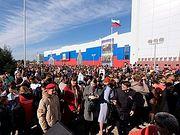 В Краснодаре открыли мультимедийный исторический парк «Россия - моя история»